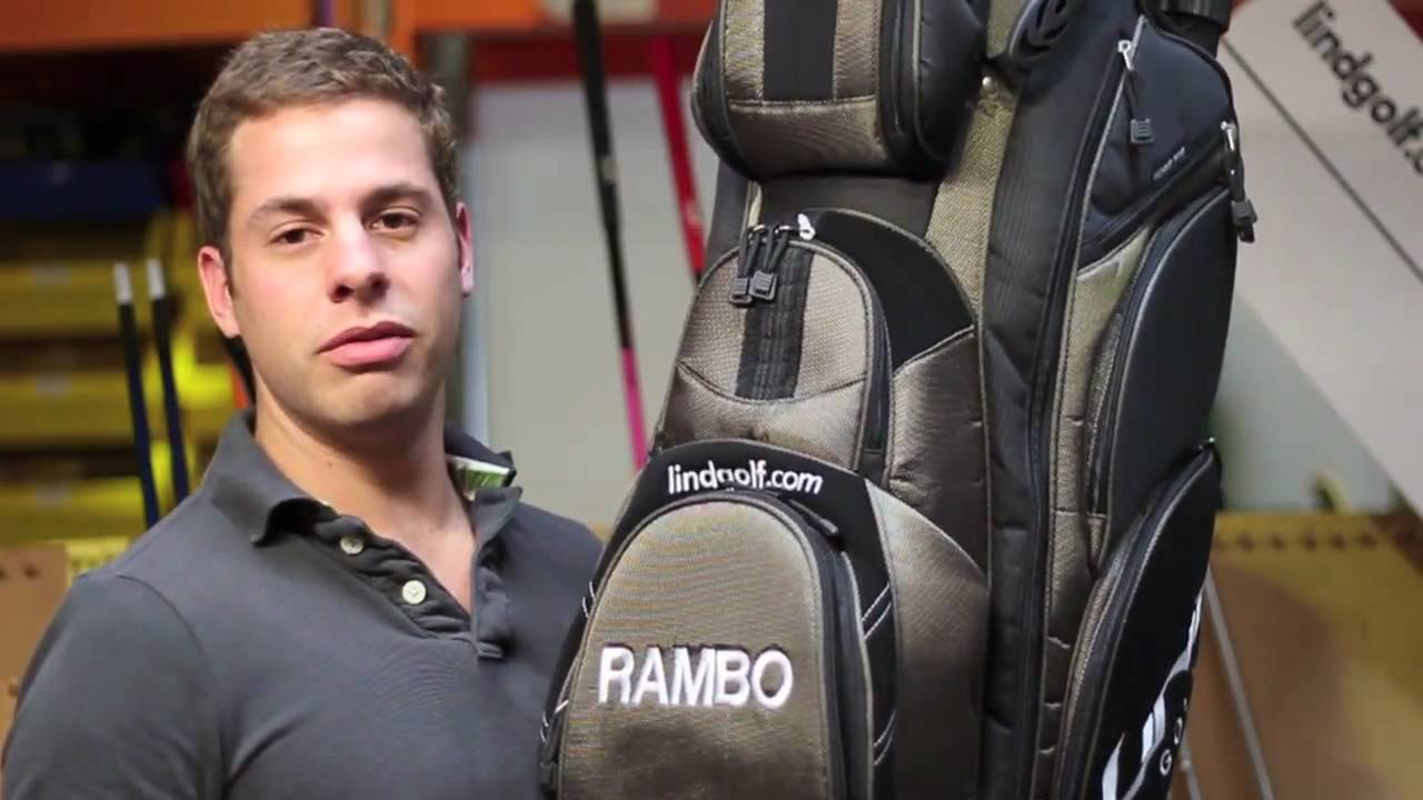 Embroider your golf bag youtube