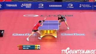 WTTC: Ma Long-Ma Lin