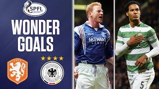 🇳🇱Netherlands vs Germany 🇩🇪 - Top 5 Wonder Strikes   Choose Your Favourite!   SPFL