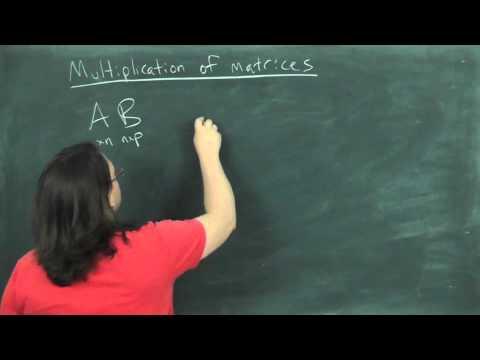 matrices video 3