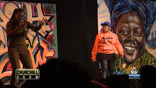 Christian Geng Performs Live on ChurchillShow NYE