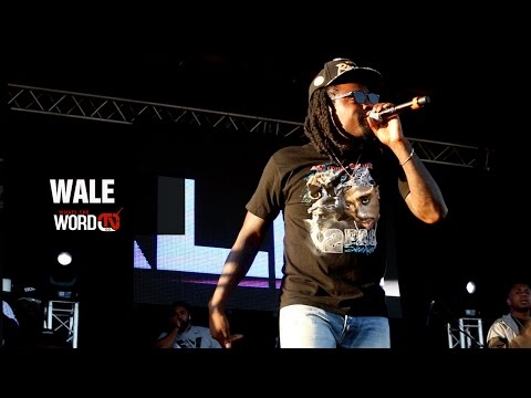 Wale Performs