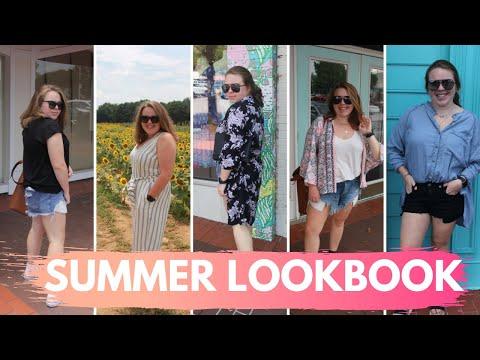 SUMMER LOOKBOOK | VLOG 64 thumbnail