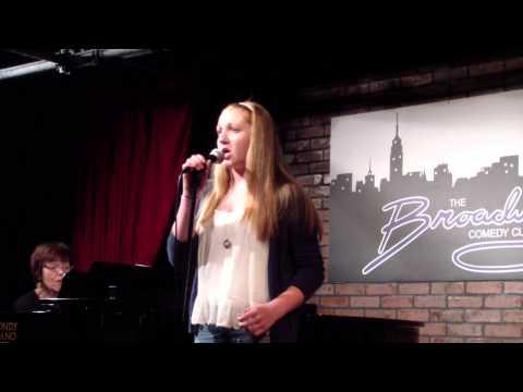 Reiley Lonergan sings