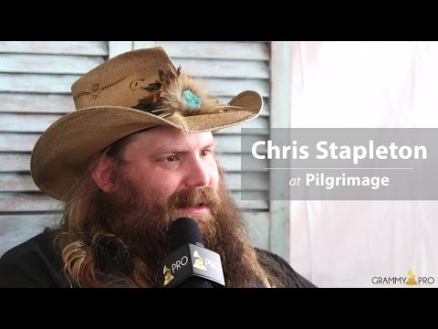 GRAMMY Pro Interview with Chris Stapleton at Pilgrimage 2015