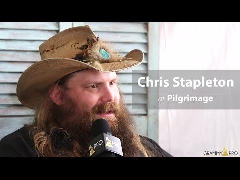 GRAMMY Pro Interview with Chris Stapleton at Pilgrimage 2015