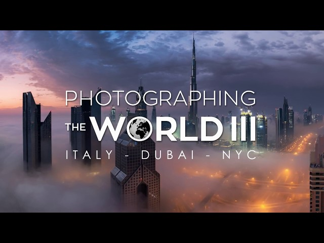 Photographing the World