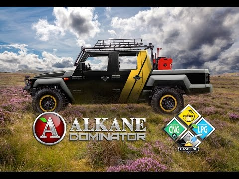 Alkane Dominator Dealer Video