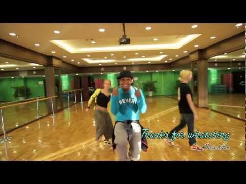 Alejandro (Nike) Fun & Easy choreo!.HD