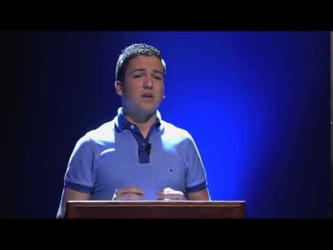 Salim Elmakhloufi OWNHL FINALE speech