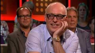 René van der Gijp bij DWDD