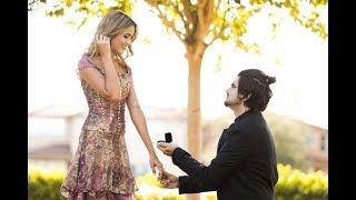La Mejor Propuesta de Matrimonio Andrea Villarroel & Jonathan Moly - Casate Conmigo