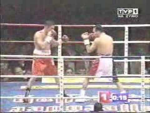 Michalczewski vs. joey de grandis