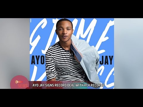 Ayo Jay signs record deal with RCA records - Davido on Spotify