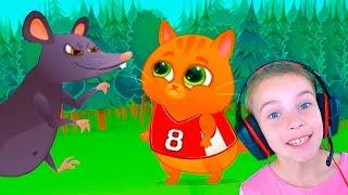 ПРИКЛЮЧЕНИЕ МАЛЕНЬКОГО КОТЕНКА игра про котят для детей и малышей
