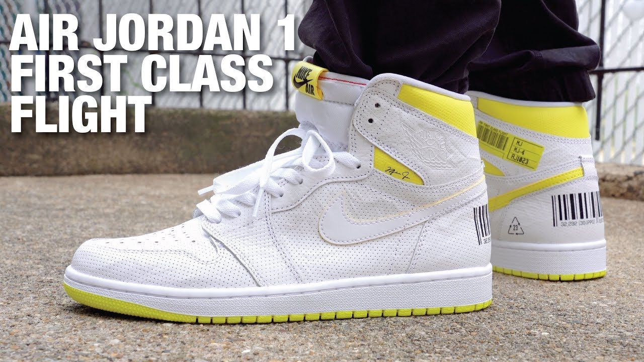 air jordan 1 first class