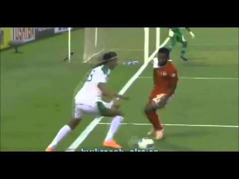 Iraqi soccer team skills مهارات المنتخب العراقي