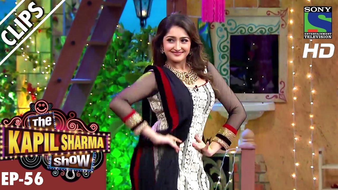 Download Kapil Dances With Sayyeshaa Saigal -The Kapil Sharma Show-Ep.56-30th Oct 2016