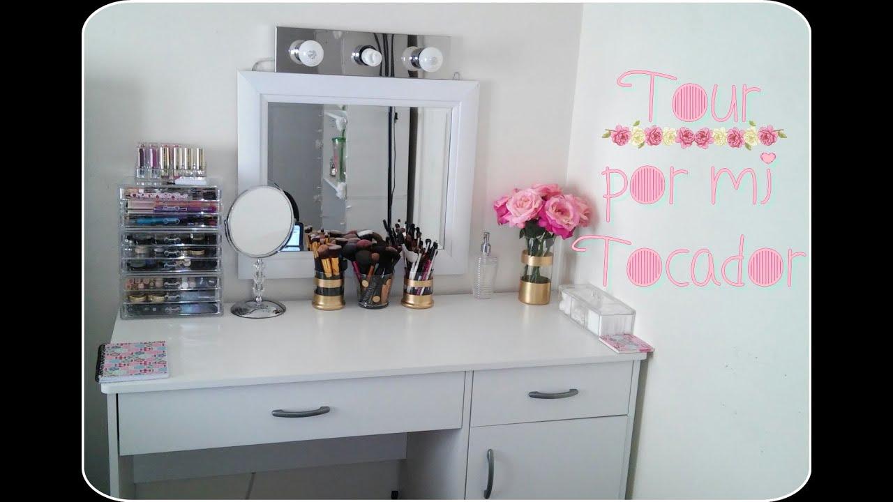 Image Result For Corner Vanity Table