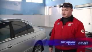 SECOND TEST: BMW Seria 5 E39