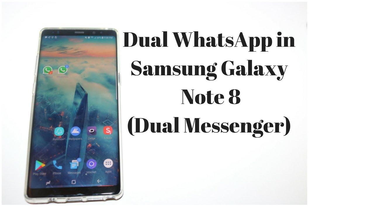 whatsapp hacken samsung galaxy note 8