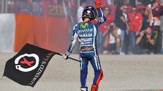 Video Gol Pertandingan Fans MotoGP1 vs Fans MotoGP2