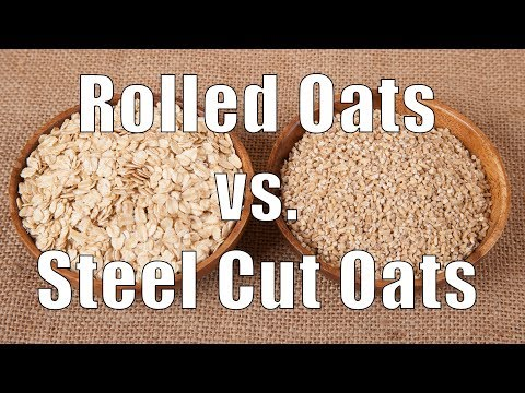 The Number Of Calories have been in Cooked Steel Cut Oatmeal