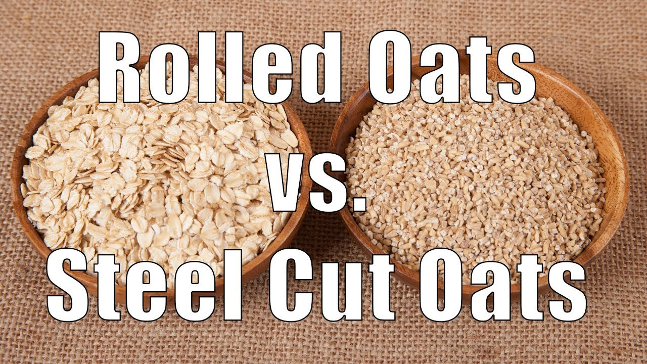 How to say old fashioned rolled oats in spanish