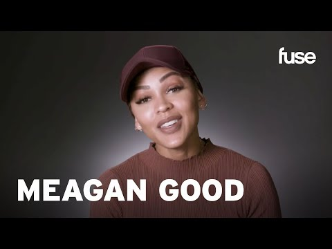 Meagan Good Plays 2 Truths and a Lie  The Hollywood Puppet