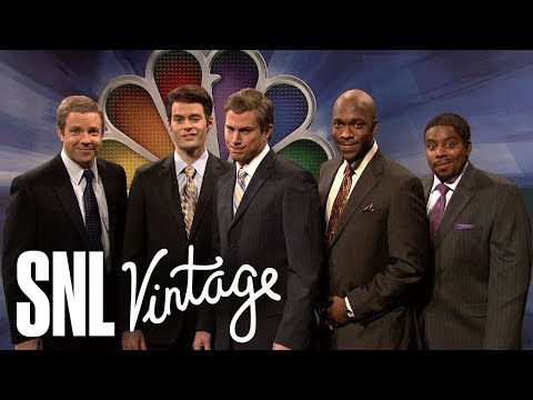 Super Bowl XLVI on NBC (Channing Tatum) - SNL