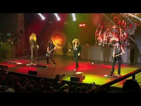 Whitesnake Bad Boys Live New York 2019 Mp3