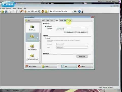 How To Make Bootable DVD With Nero Windows 10, 8, 7 - H... | Doovi