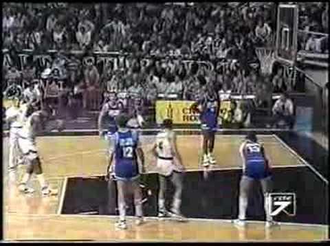 Micheal Ray Richardson show vs. JJ Anderson