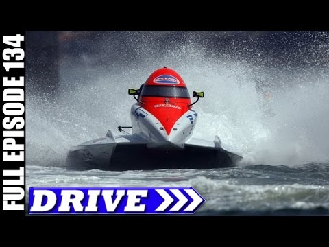 F1 Powerboat GP, South Korea & More | DRIVE TV Show | Full Episode # 134 (HD)