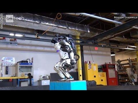 قد يفوق معظم البشر برشاقته.. لن تتوقعوا ماذا يمكن لهذا الروبوت فعله  - نشر قبل 8 ساعة