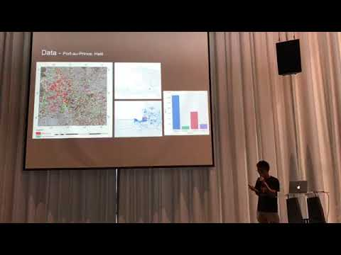 MLJejuCamp2017 - Lanfa Liu : Building Damage Mapping Using VHR Satellite Images