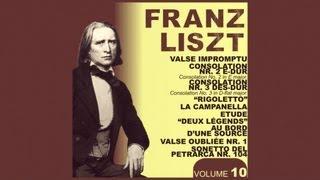 Franz Liszt -- Au bord d