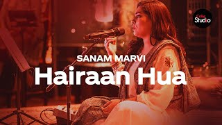Coke Studio Season 12 | Hairaan Hua | Sanam Marvi
