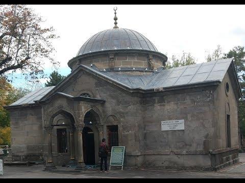 Kayseri | Seyyid Burhaneddin Hz. ve Emir Erdoğmuş Türbesi | Kalemkırdı Camii | Su İçmez Efendi Kabri