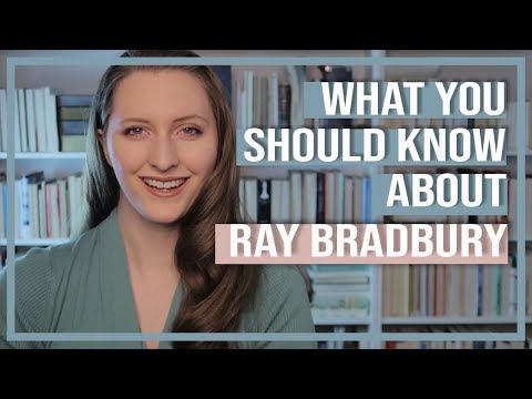 10 Facts About Ray Bradbury | Author Of Fahrenheit 451 (Author Biography Series Ep. 2)