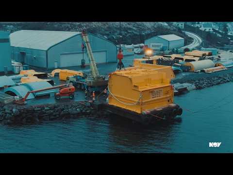 Seabox™ Subsea Water Treatment System Installation