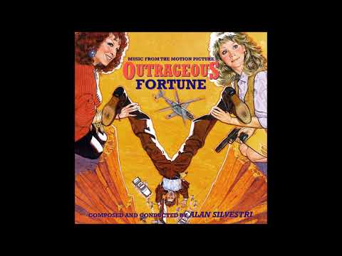 Alan Silvestri - Outrageous Fortune *1987* [FULL SOUNDTRACK]