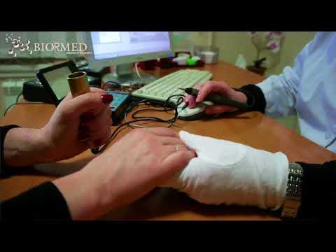 Комплексное обследование организма биорезонансной диагностикой на аппарате Имедис