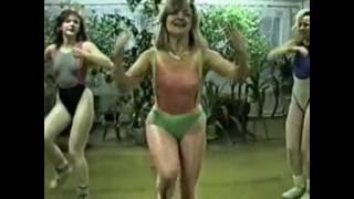 Аэробика 90-х. Танцуем фанк!