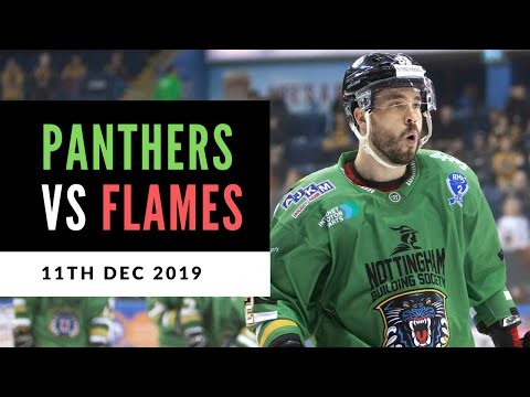 Throwback: The Nottingham Panthers Vs Guildford Flames | Challenge Cup | 11/12/19