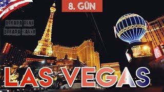Las Vegas gezisi - Çok sıcak 🔥