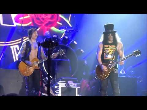 Slash & Richard Fortus - Wish You Were Here (live 2016)
