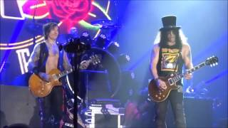Slash & Richard Fortus - Wish You Were Here (live 2016)