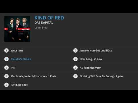 Das Kapital - Kind of Red