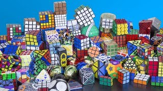 My Rubik's Cube Collection thumbnail